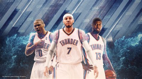 Bug Three 2018 | okc thunder big 3 2017 1920 215 1080 wallpaper basketball