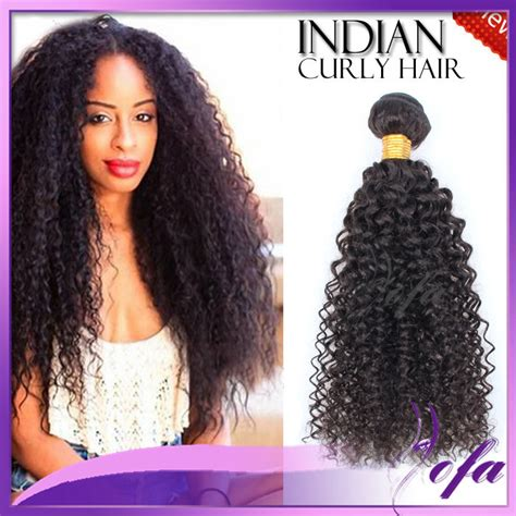 best brand of curly hair weave 9a 100 indian tight curly human hair brazilian indian