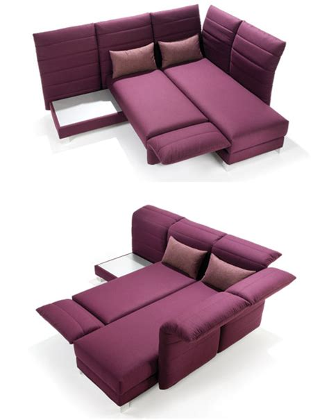 recliner bed modern sofa bed by signet folding and reclining ubos sofa