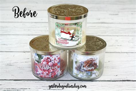 removing wax from glass candle jars quarter past normal from candle jar to candy jar yesterday on tuesday