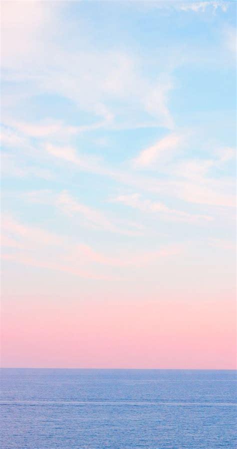 ideas  pastel sky  pinterest pink sky
