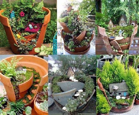 30 diy ideas how to make fairy garden architecture design