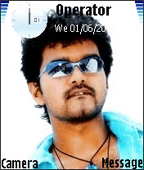 themes vijay vijay actor mobile themes for nokia n gageqd