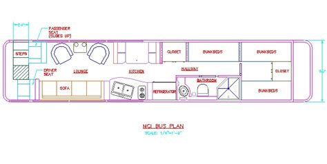 bus motorhome floor plans floor plans unlimited outside found school bus conversion