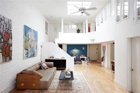 soren studio s tribeca loft interior design contrasts