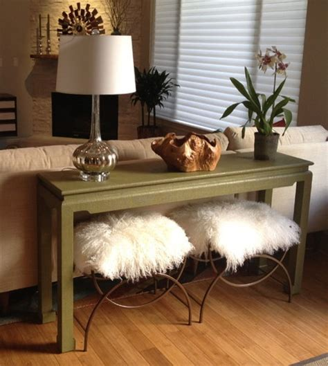 wonderful Easy To Move Couch #2: 801c30a165954697d8cf112fce3f55fd--foyer-tables-sofa-tables.jpg