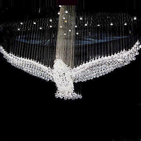 luster modern eagle design modern chandelier for lobby l100