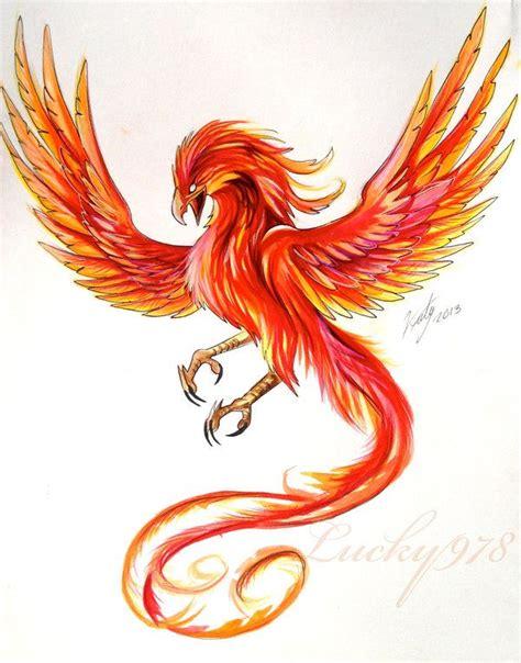 phoenix tattoo with background phoenix tattoo design by lucky978 on deviantarthttp www