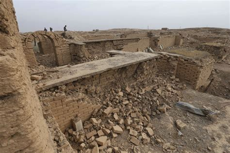 'Heartbroken' Iraqis reveal Islamic State ruin of ancient ...