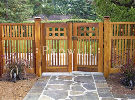 17 best ideas about backyard gates on side
