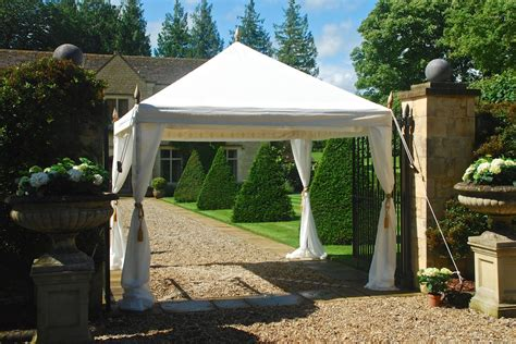 Canvas Garden Gazebo Gazebos