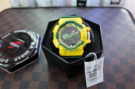 G Shock Kanvas Ga 100 Green Yellow g shock ga 400cs 9a yellow green รองเท า vans nike converse wesneaker