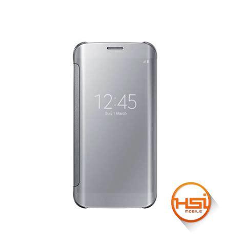 Flip Cover Samsung S6 Edge S View flip cover samsung original s view galaxy s6 edge plus