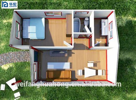50m2 house design modern safety design good quality guard house design