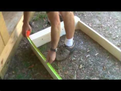 make window how to make window for a shed or workshop part 1