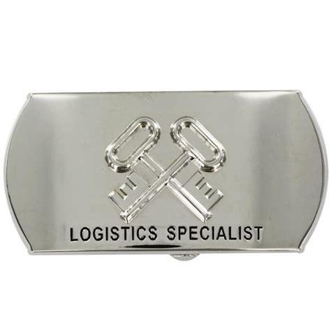 Logistics Management Specialist by Usn Enlisted Logistics Specialist Sk Ls Specialty Belt Buckle Vanguard