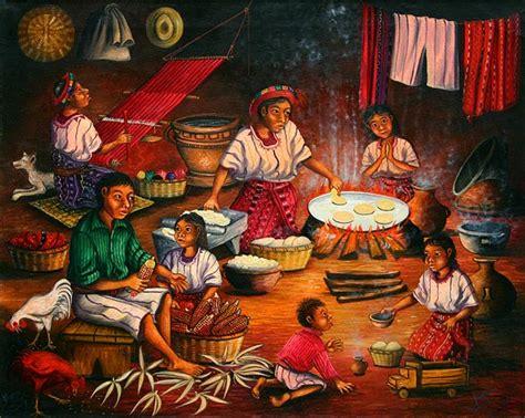 imagenes de la familia maya mario gonzalez chavajay