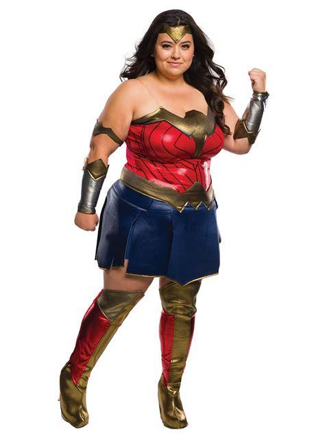 Photos Ofplus Size Wonder Woman Pinterest   wonder women plus size adult costume