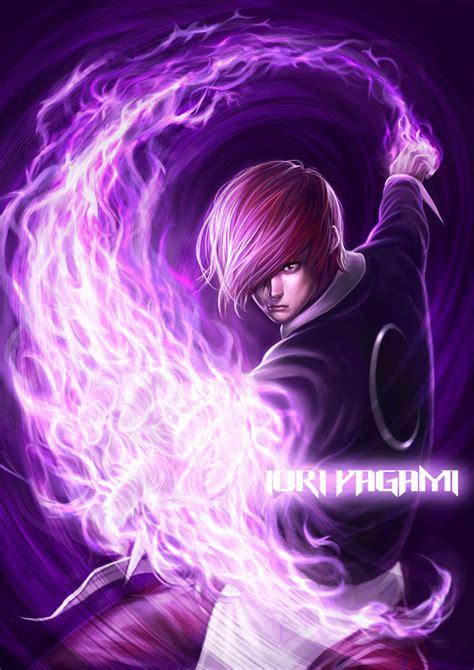 imagenes de iori yagami en 3d iori yagami by chrisnfy85 on deviantart