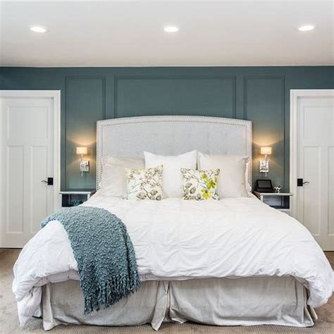 slate blue bedroom slate blue master bedroom blue walls master bedroom