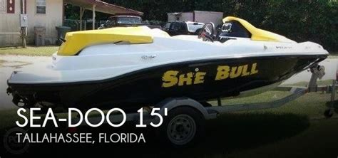 pontoon boat for sale tallahassee fl sold sea doo 150 speedster boat in tallahassee fl 090894