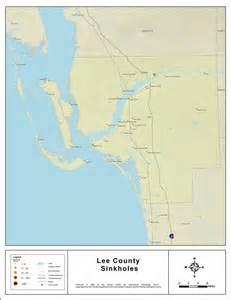 sinkhole activity map florida sinkholes of county florida 2008