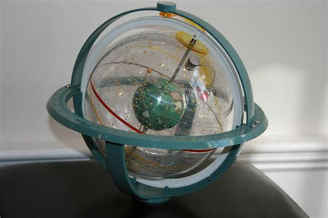 Kaos Globe Original 14 torica celestial globe with original box c 1960