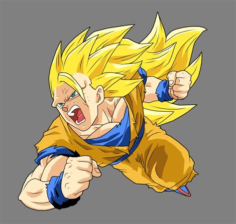 Goku Ss3 ss3 goku 2 by dbzataricommunity on deviantart