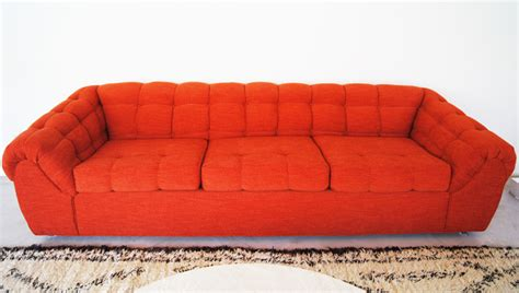 big orange couch orange ikea sofa ikea nockeby sofa slipcover risane orange