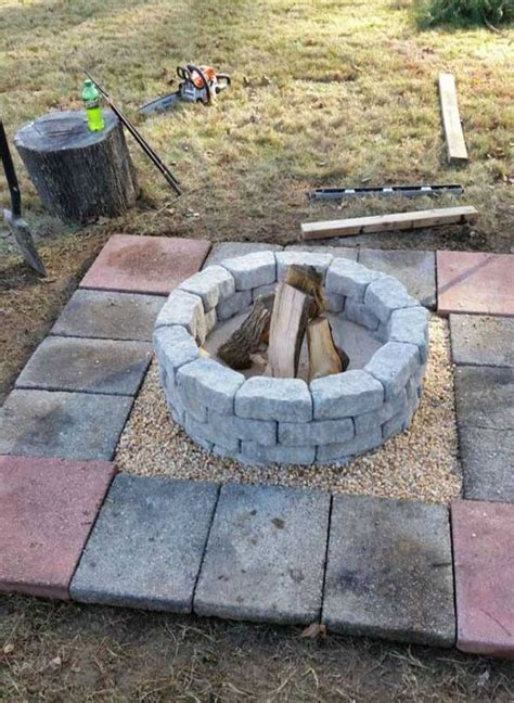 build your own firepit top 31 diy ideas to build a firepit on budget amazing