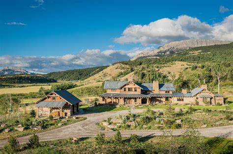 Interior Of Modern Homes Pearson Design Group Mt Mountain Ranch