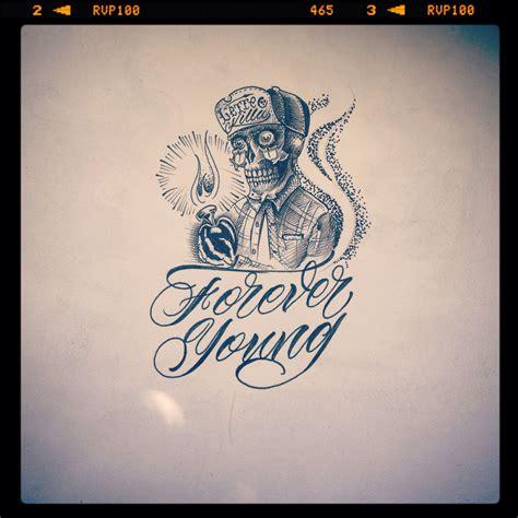 tattoo fonts russian forever lettering killa motolina familia