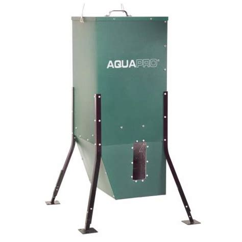 Directional Fish Feeder aquapro adf75 fish feeder directional feeder