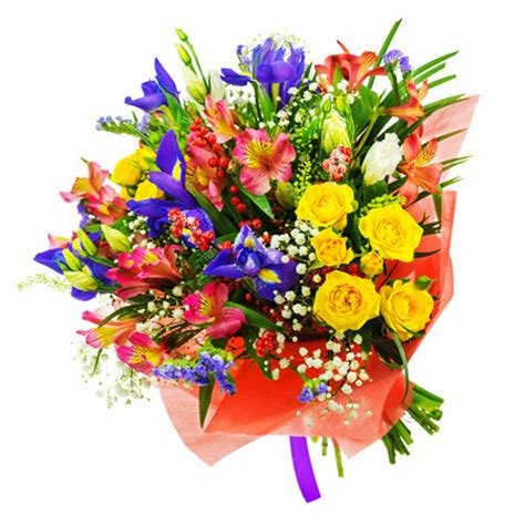 immagine mazzo di fiori mazzo fiori consegna rapida a domicilio a pisa