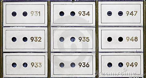 Safety Box Di Bank Mandiri antique safe deposit boxes stock photo image 10482070
