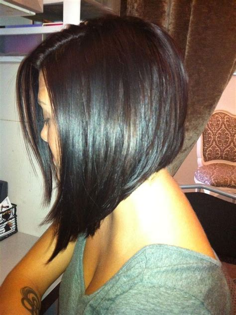Longer Bob Hairstyles by 15 Inspirations Of Inverted Bob Haircuts
