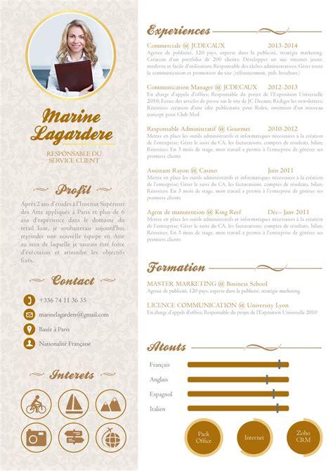 Masque Pour Cv by Les 20 Meilleures Id 233 Es De La Cat 233 Gorie Cv Original Sur
