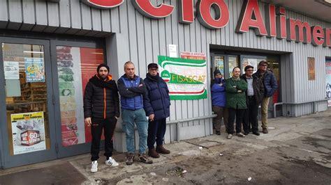 spaccio alimentare milazzo incertezza su stipendi e futuro scioperano i lavoratori