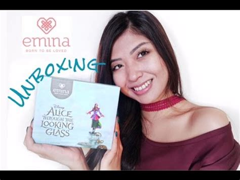 Harga Emina Through The Looking Glass emina through the looking glass unboxing review