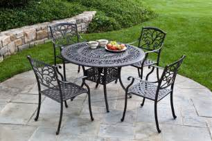 Wire Patio Furniture by Metal Outdoor Furniture Refinish Tips Outdoortheme Com