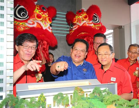 mah sing new year mah sing aims to unveil block of m centura by 4q2017