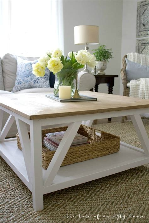 diy coffee table 1000 ideas about coffee tables on wood coffee