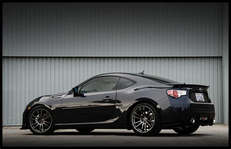 subaru brz custom black subaru brz custom wheels gram lights 57xtreme 18x8 5 et