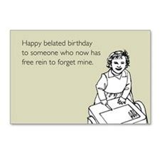 happy late birthday card template birthday someecards postcards birthday someecards post