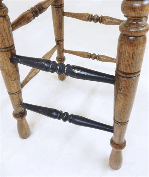 Antique Oak Bar Stools by Oak Bar Stool Antiques Atlas