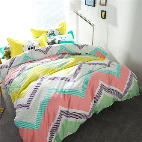 Rainbow Comforter by Popular Rainbow Comforter Sets Buy Cheap Rainbow Comforter