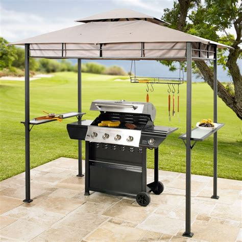 bbq grill awnings 103 best images about backyard tent gazebo on pinterest