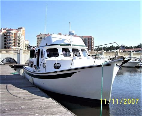 cape island boats for sale 1985 rosborough rf 35 atlantic trawler power boat for sale