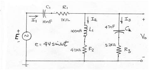 rlc parallel circuit with resistance in series with the inductor rlc series circuit and rlc parallel circuit lab