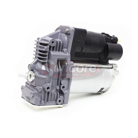 suncore industries air suspension remanufactured oem air compressor bmw 5 series e61